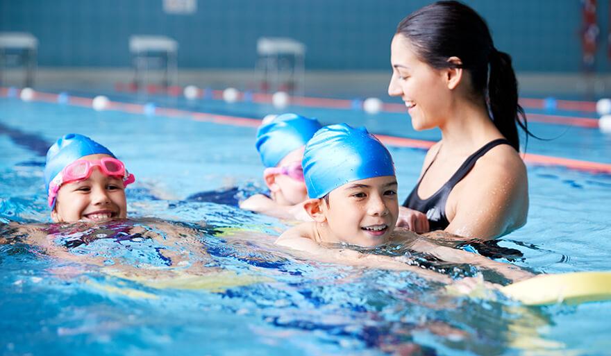 oferta zajecia grupowe szkoła pływania płaszczka nowy dwór mazowiecki legionowo