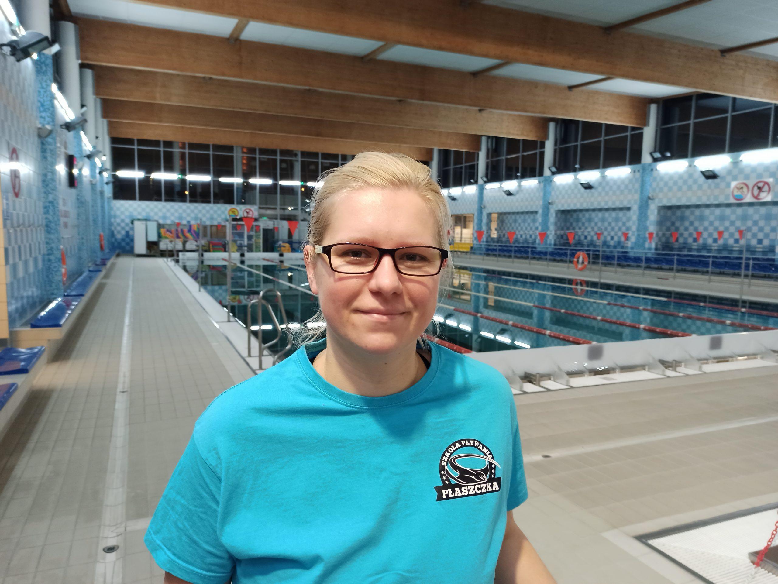 kadra pracownicy szkoła pływania płaszczka nowy dwór mazowiecki legionowo